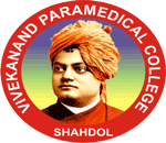 Logo of Vivekanand Paramedical College Shahdol